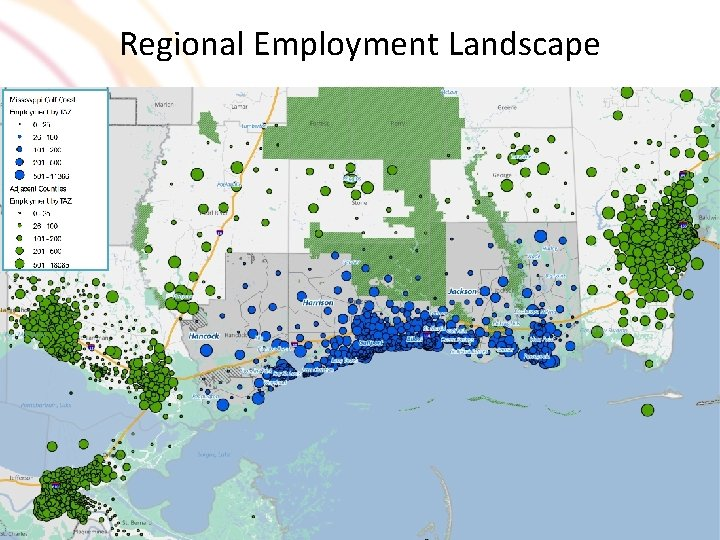 Regional Employment Landscape