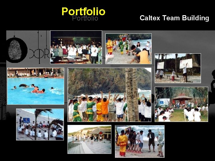 Portfolio Caltex Team Building Integrated BTL Marketing Communications