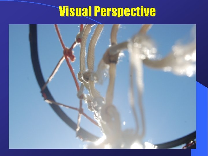 Visual Perspective
