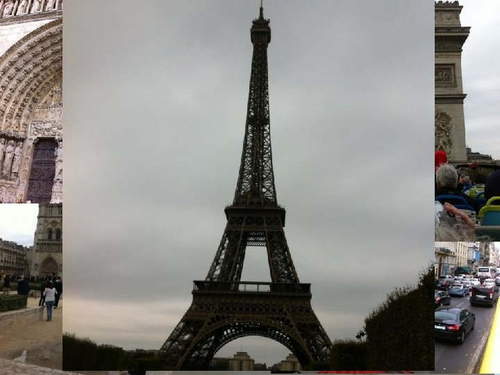 October 12: First Day in Paris -- keep us moving so we can sleep