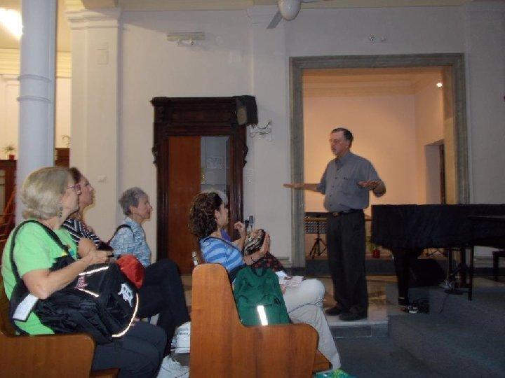 * Pastor, Rev Dave Hodgson - baptized First CC Pendleton, OR * Many services,