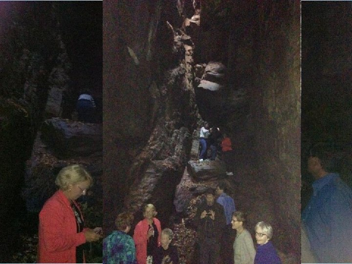 *Giveiaz d 'la Tana: visited a cave where the Waldensians met in secret to
