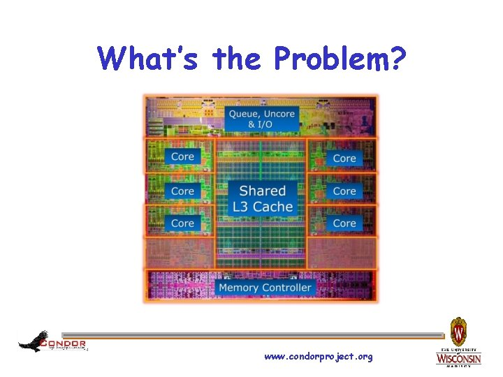 What's the Problem? www. condorproject. org