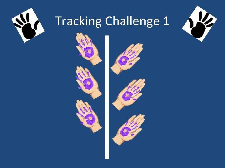 Tracking Challenge 1
