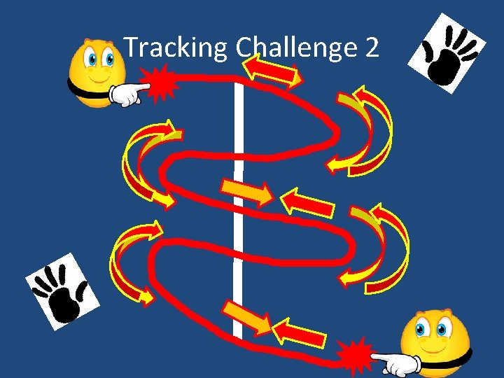 Tracking Challenge 2