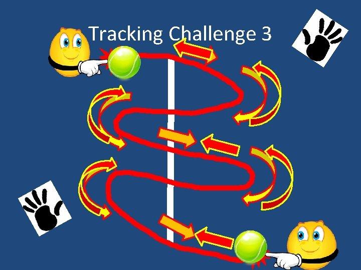 Tracking Challenge 3