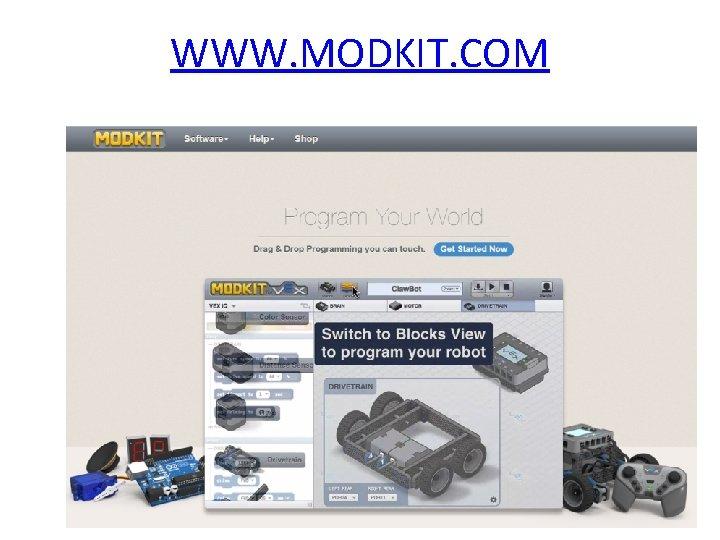 WWW. MODKIT. COM