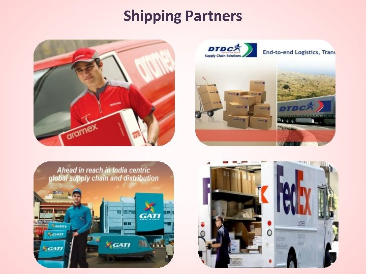 Shipping Partners Rekopoint Key Benefits