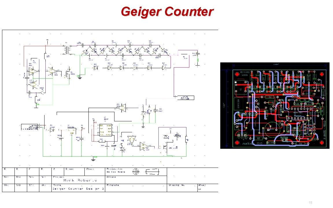 Geiger Counter 11