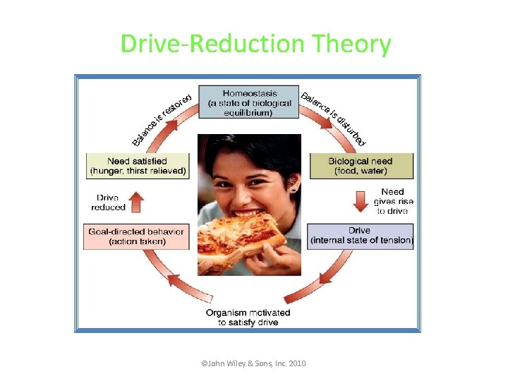 Drive-Reduction Theory ©John Wiley & Sons, Inc. 2010