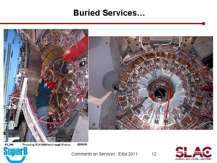 Buried Services… Comments on Services Elba 2011 12