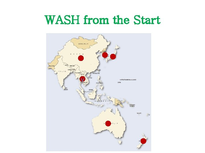 WASH from the Start v