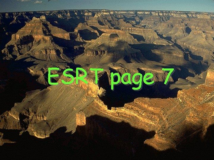 ESRT page 7