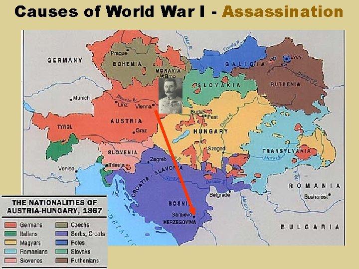 Causes of World War I - Assassination