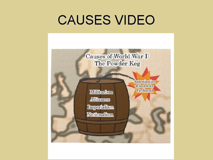 CAUSES VIDEO