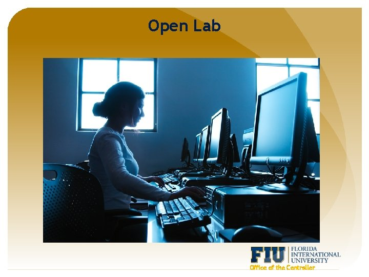 Open Lab Office of the Controller