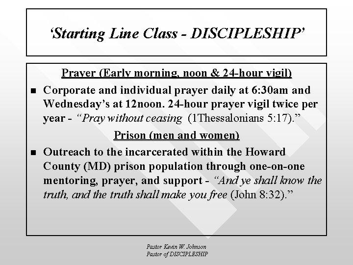 Hour line 24 prayer 24