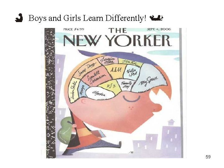 Boys and Girls Learn Differently! 59