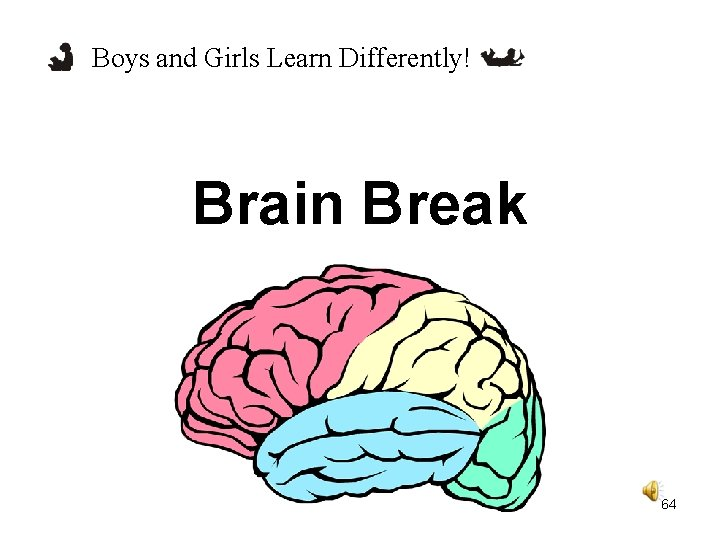 Boys and Girls Learn Differently! Brain Break 64