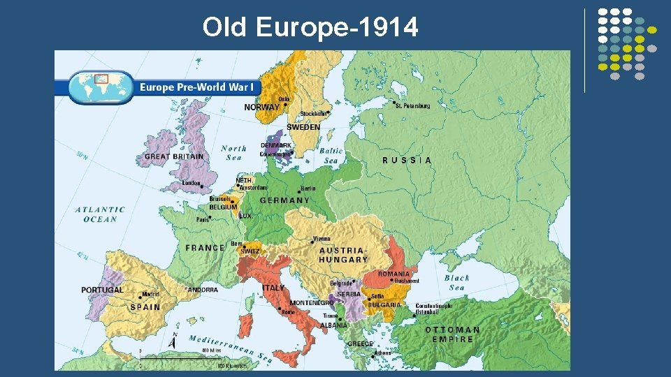 Old Europe-1914