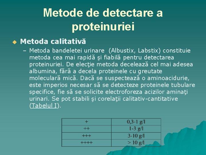 pierdere în greutate albumină scăzută)