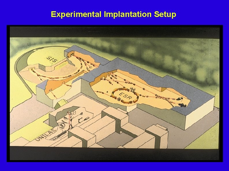 Experimental Implantation Setup