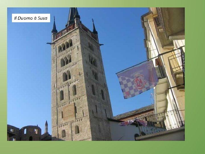 Il Duomo à Susa