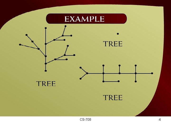 Example – (44 – 3 a) CS-708 4