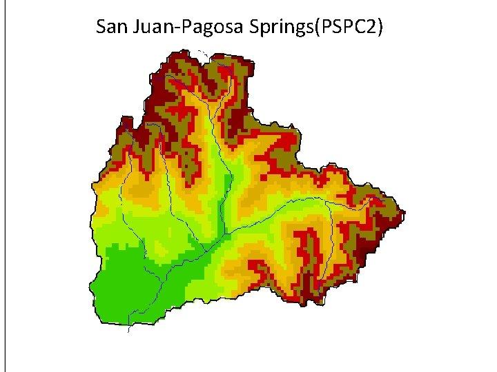 San Juan-Pagosa Springs(PSPC 2)