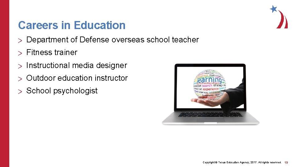 Careers in Education > Department of Defense overseas school teacher > Fitness trainer >
