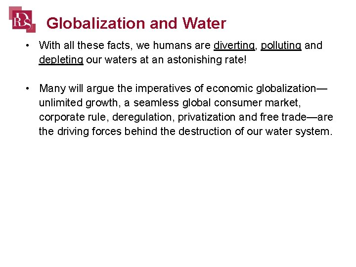 Globalization What It Is And What It Isnt