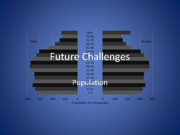 Future Challenges Population