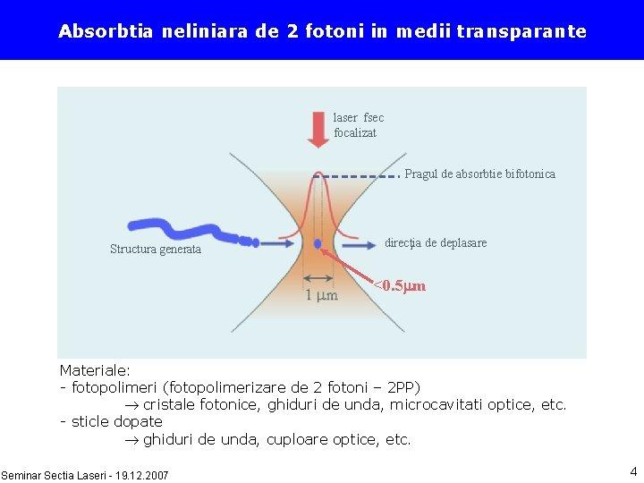 Ultrasunete Focalizate de Mare Intensitate Folosite in Medicina