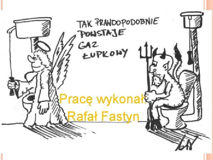 Pracę wykonał: Rafał Fastyn