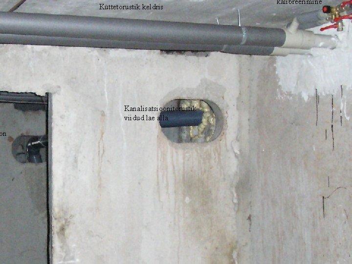 kalibreerimine Küttetorustik keldris Maja soojustamisega saavutatud kokkuhoid talved on soojustatud osa seintest küttekulu (MWh)