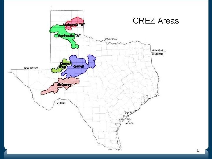 CREZ Areas 5