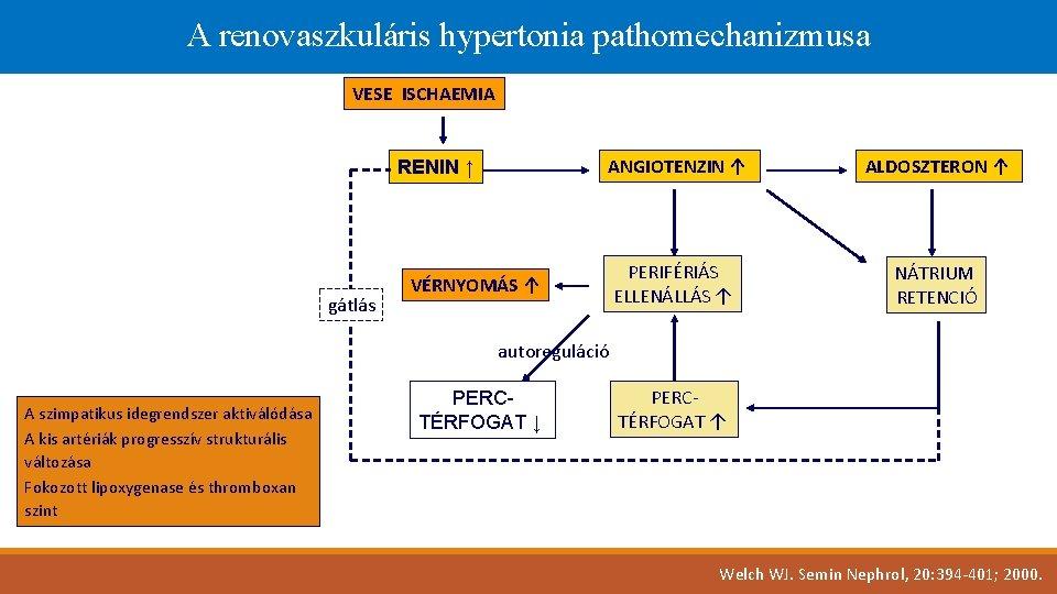 vese hipertónia előfordulási mechanizmusa
