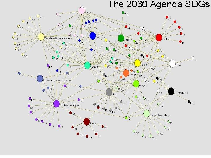 The 2030 Agenda SDGs