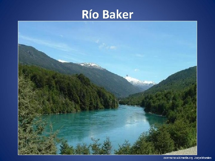 Río Baker