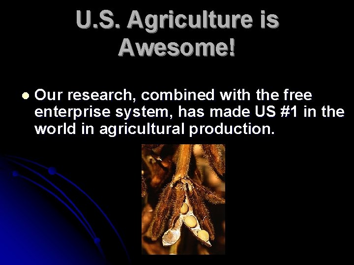 Animal Science In Agriculture For Advs 1110 Introduction