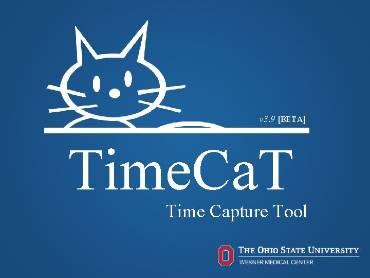 Time. Ca. T Time Capture Tool v 3. 9 [BETA] Time. Ca. T Time