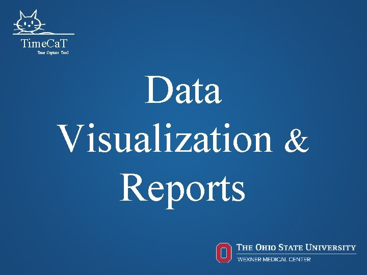Time. Ca. T Time Capture Tool Data Visualization & Reports 59