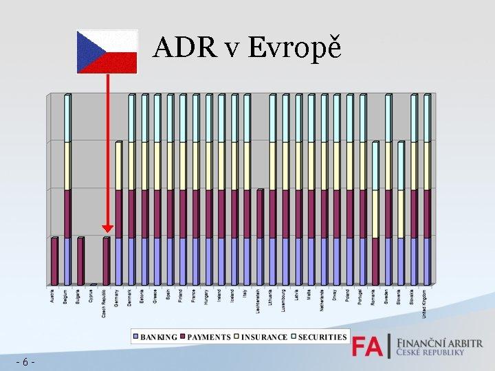 ADR v Evropě -6 -
