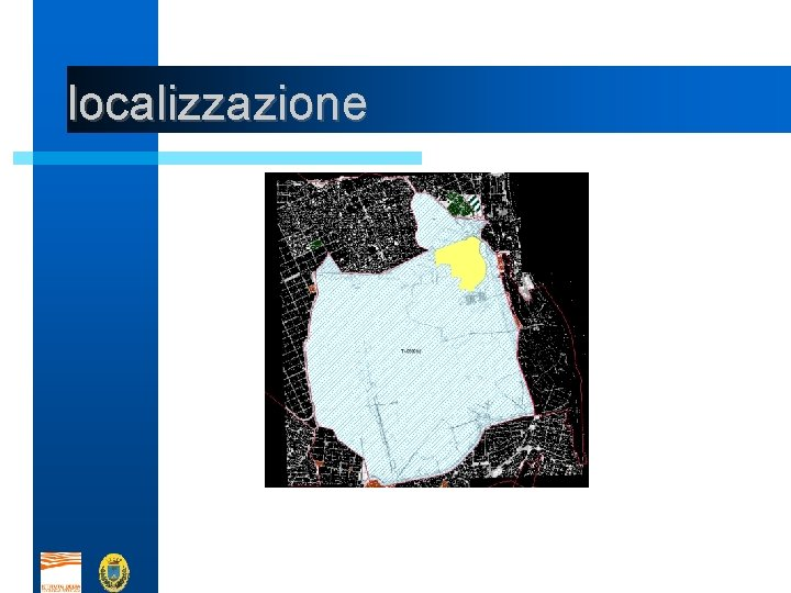 localizzazione La Salina di Comacchio è posta nell'angolo nord-est delle Valli di Comacchio, Sito