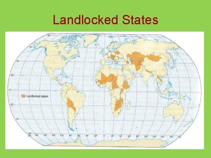 Landlocked States