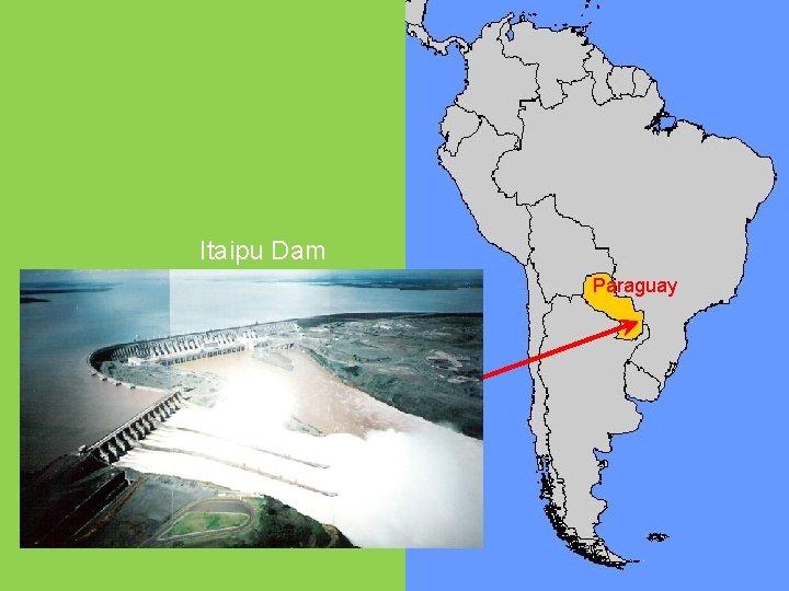 Itaipu Dam Paraguay