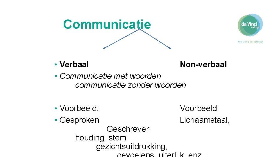 Communicatie non vormen van verbale arrow right