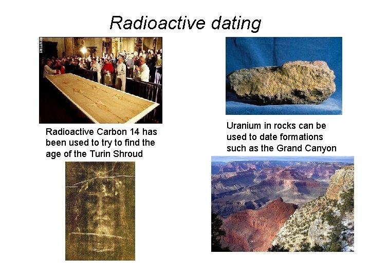 uraniu dating gcse