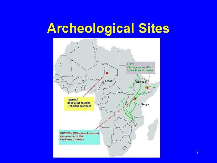 Archeological Sites 7