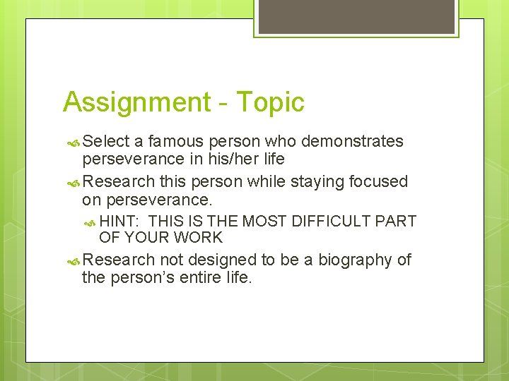 Person research famous paper on Research Paper
